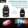 2 шт./лот  бесплатная доставка  200 Вт  светодиодные лампы с движущейся головкой  точечная стирка  сценические лампы  хорошо подходят для диско...
