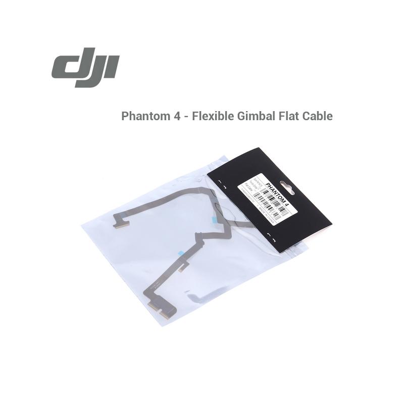 Prix pour Livraison gratuite En stock d'origine DJI Phantom 4-Flexible Cardan Plat Câble utiliser pour Phantom 4 drone