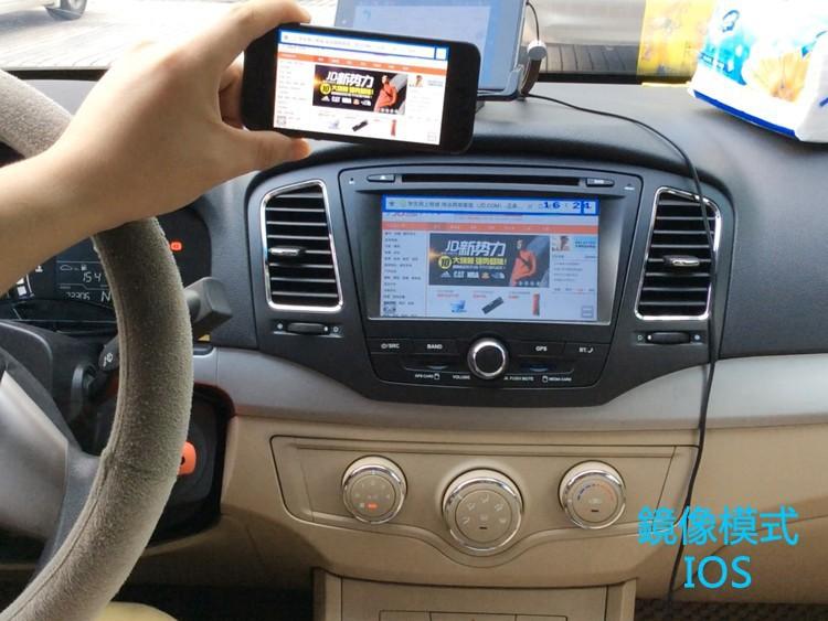Prix pour Carlinke voiture TV Wifi AV miroir convertisseur de téléphone intelligent IOS9 android pour voiture audio par Airplay Mirroring ou Miracast DLNA allshare