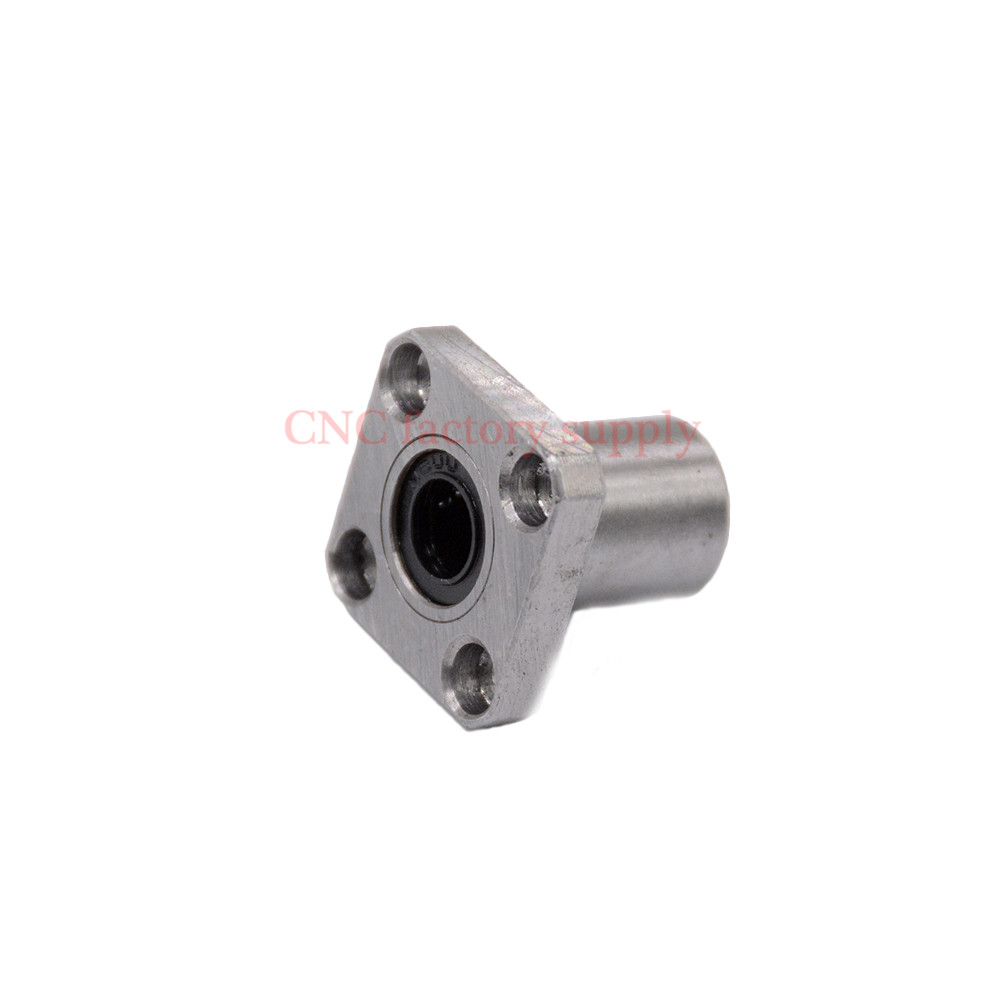 Hot sale 1pc LMK20UU 20mm flange linear bearing CNC Flange Linear Bush