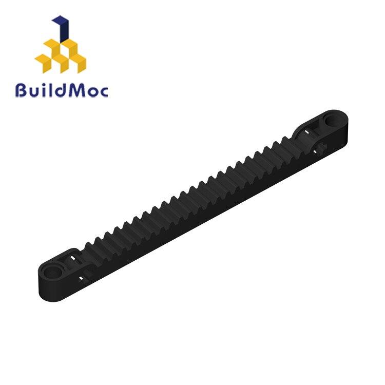 BuildMOC Compatible Assembles Particles 64781 1x13 For Building Blocks Parts DIY LOGO Educational Creative Gift Toys