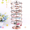 High Quality 6 Layers Earring Stand Necklace Display Shelf Bracelet Holder Jewelry Hanger Frame Necklace Pendants Showcase