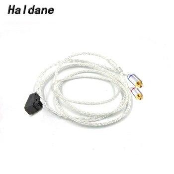 شحن مجاني Haldane RSA/ALO متوازنة SE846 SE535 SE315 SE215 UE900 ستيريو محول الصوت ل SR71 SR71B RXMK3 سولو