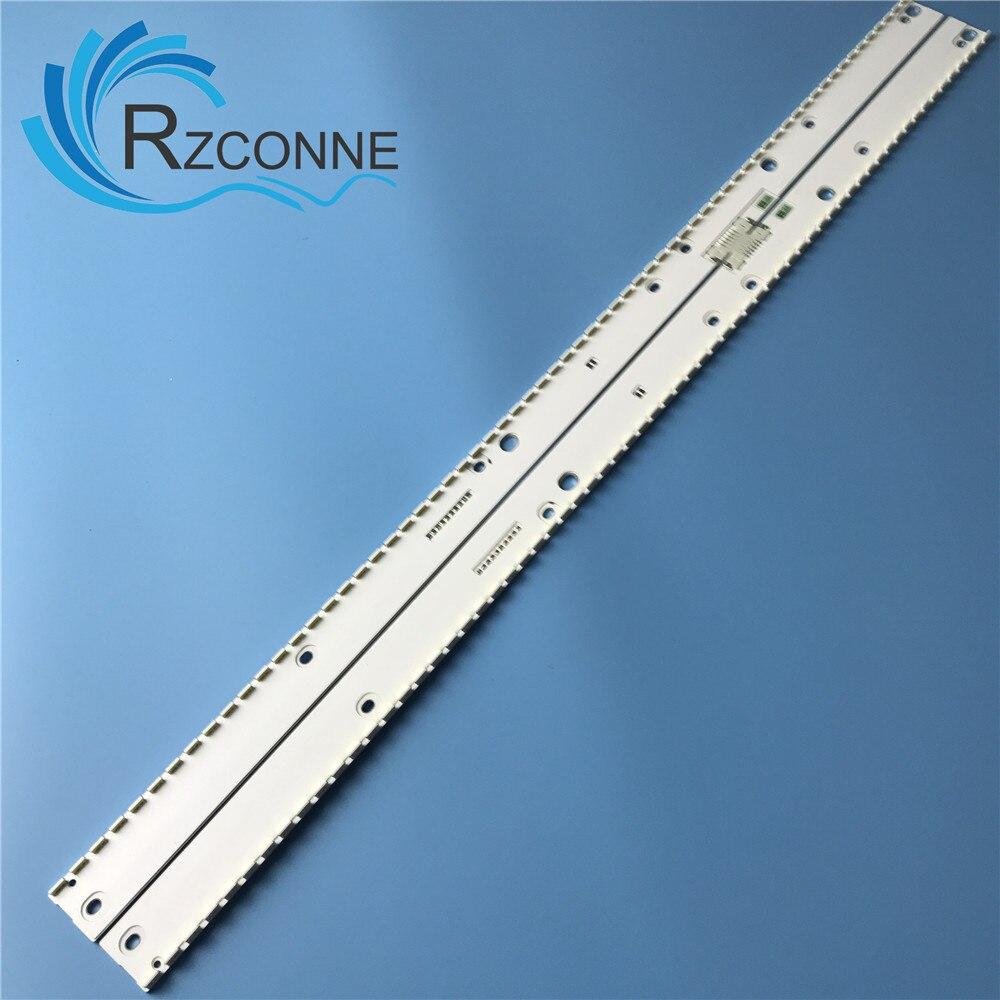 LED Backlight strip 66 lamp For Samsung 55 TV UE55KU6400 UN55KU7000 UN55KU750D HG55NE890 UN55Ku6400 UN55MU7000 UN55KU700D