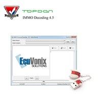 O Melhor Software IMMO Universal Decoding 4.5 Remover o Código de IMMO ECU 1100 Sistemas Compatíveis para acima de 10000 Do Carro