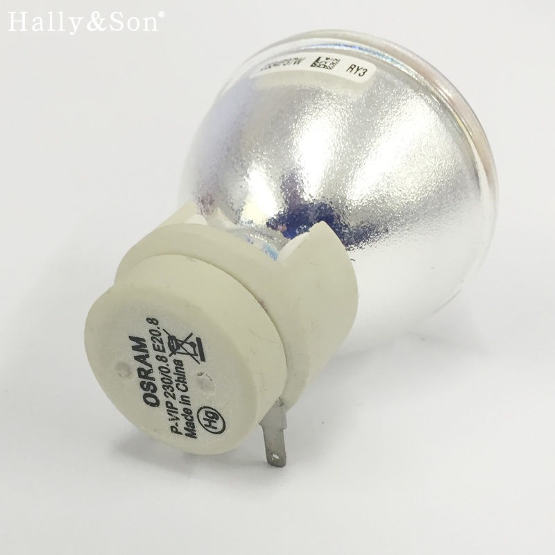 Hally&Son Original bare Lamp&Bulb P-VIP 230/0.8 E20.8 for ACER BENQ (OB) VIP230/0.8E20.8 projector original projector lamp cs 5jj1b 1b1 for benq mp610 mp610 b5a