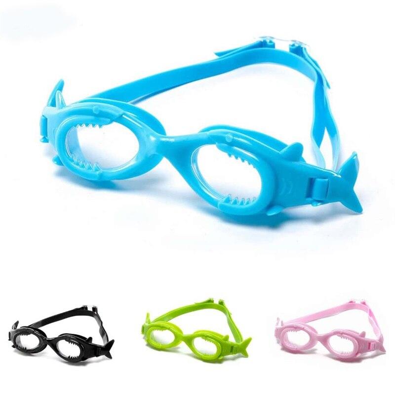 Children Swimming Goggles Anti Fog Waterproof kids Cool Arena Natacion Swim Eyewear Boy Girl Professional Swimming Glasses(China)