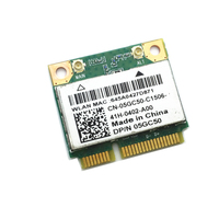 WIFI BT Bluetooth 3 0 QCWB335 802 11n 05GC50 Wireless WiFi Card For Dell Inspiron 15
