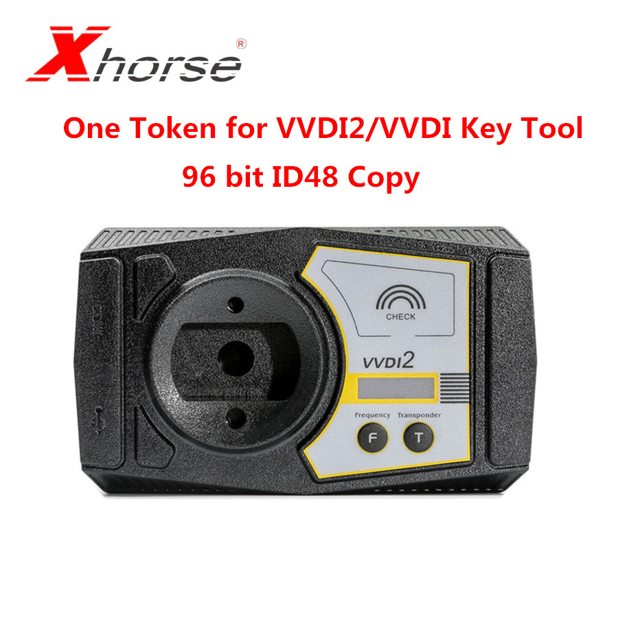 Xhorse One Token For Xhorse VVDI2 96 Bit ID48 Copy/VVDI Key Tool 96 Bit ID48 Copy Token