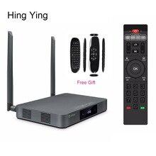 X9S ZIDOO TV BOX Android 6.0 + OpenWRT (NAS) Realtek RTD1295 2G/16G Dual WIFI Bluetooth 1000 M LAN Media Player W/Fly Air Ratón