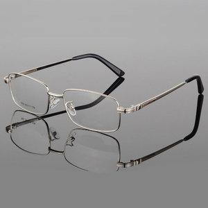 Image 4 - Reven Jate 処方合金光学眼鏡フレーム 4 オプション色眼鏡送料アセンブリと処方レンズ