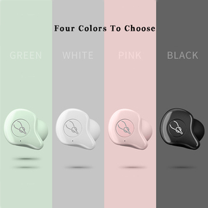 Image 5 - Mini casque Bluetooth sans fil Portable pour téléphone intelligent