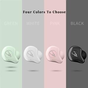 Image 5 - Mini przenośny bezprzewodowy zestaw słuchawkowy bluetooth dla inteligentnego telefonu