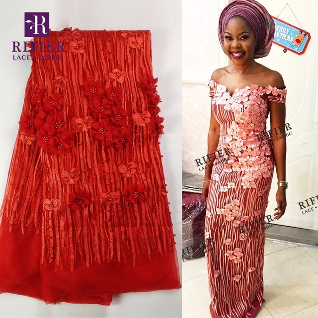 African Beads Applique Mesh Lace Fabric For India Women Party Dresses Best  Choice Beaded Embroidered Guipure 6c88c1ec6b45