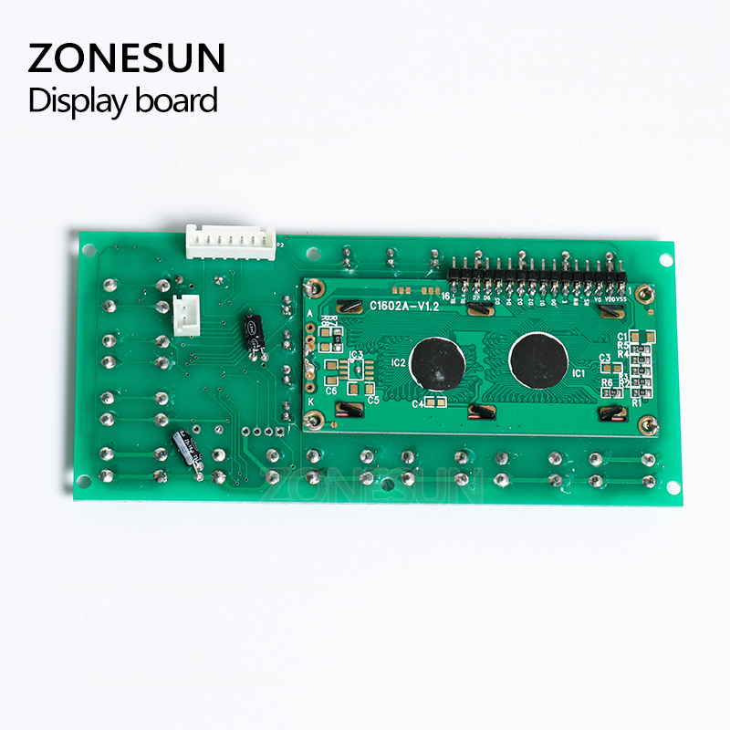 US $25 21 9% OFF ZONESUN Dis Board for GFK 160 liquid filling machine-in  Motor Controller from Home Improvement on Aliexpress com   Alibaba Group