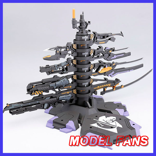 Modèle FANS INSTOCK DRAGON MOMOKO Gundam modèle armer arbre et armes progressives pour NEON GENESIS évangélisation