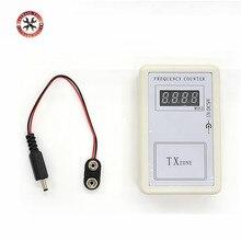 Счетчик частоты, индикатор, детектор, частотомер, дистанционное управление, передатчик, частотомер, сканер, волнометр 250-450 МГц