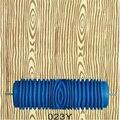 Ручные инструменты для дома-5-дюймовый резиновый ролик для покраски стен  023Y  валик с рисунком под дерево  синий  без ручки  бесплатная достав...