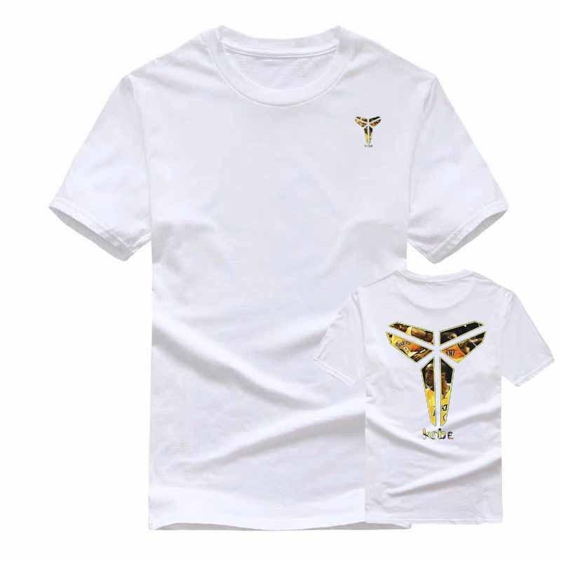 men/women fashion cotton printed Ball-game star Kobe t-shirt mens t shirt short summer drees short sleeve brand tshirt tees XX