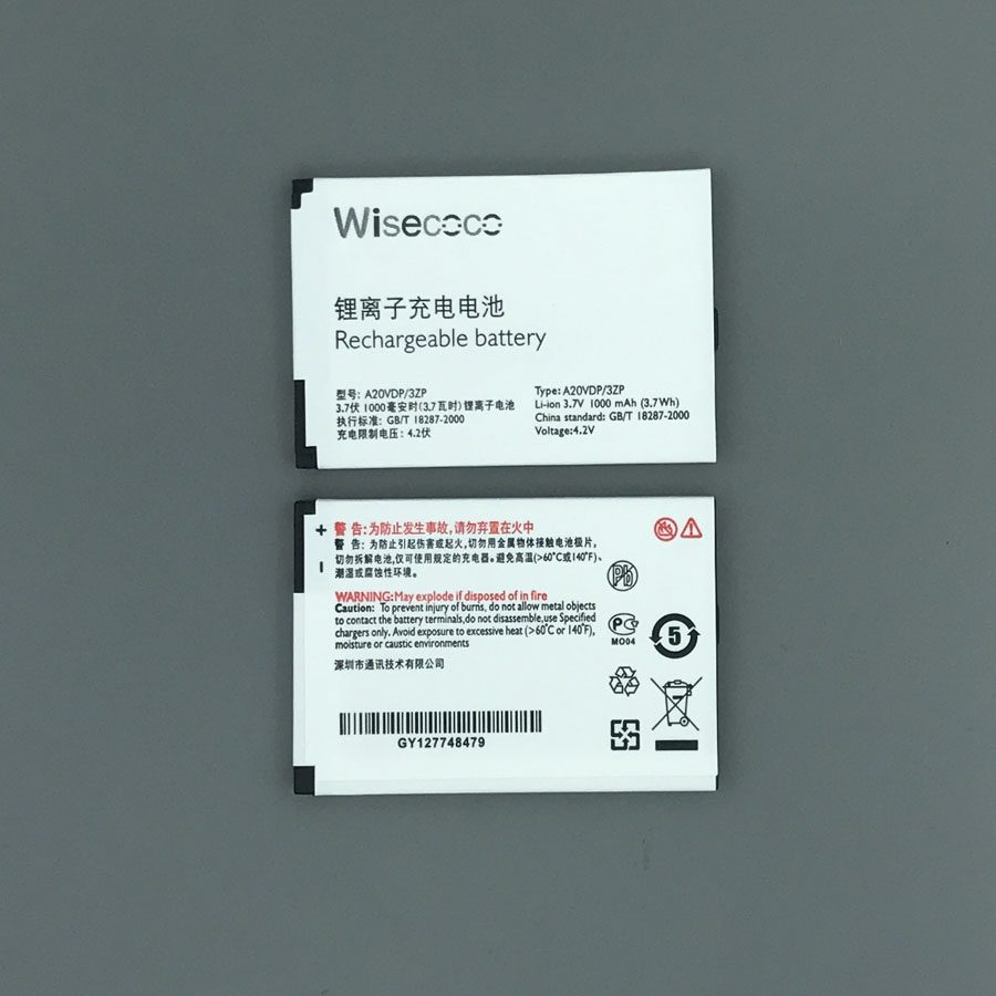 IN Stock NEW A20VDP/3ZP Battery For PHILIPS X332 F533 K700 X703 E320 Smartphone With Tracking Number