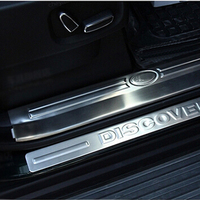 Rover Sport Interior Decoration Discover 4 Built Threshold Stainless Steel Protect Strip Welcome Pedal