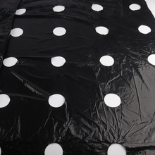 25m 5Holes 0.02mm Black Garden Film Agricultural Plants Grow Film Protection Cover Greenhouse Perforated PE Mulch Film 52in mulch kit for everride 99241000