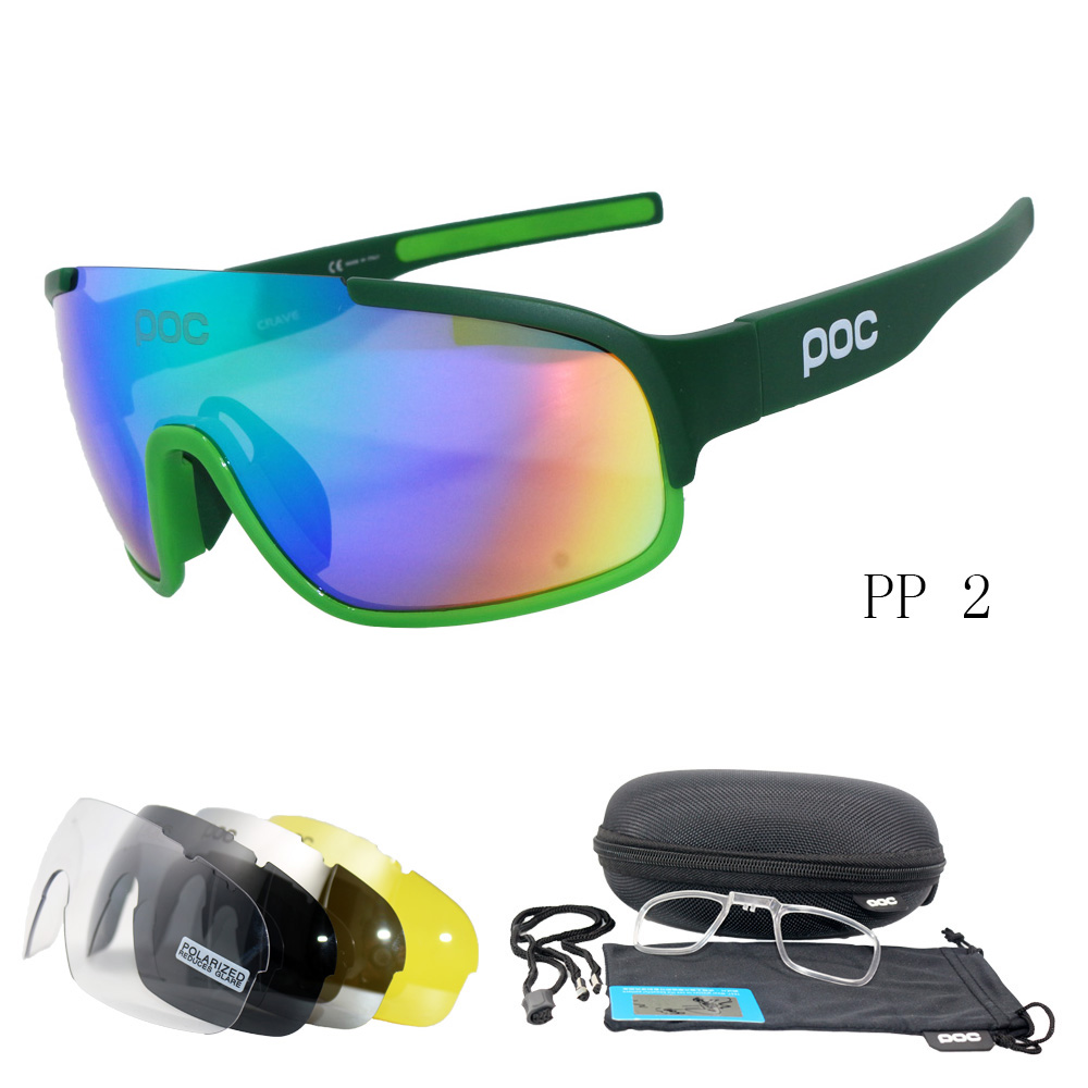 975b679e9af6 POC Crave 5 Lens Photochromic Mountain Bike Glasses Polarized Cycling  Glasses Ciclismo Eyewear Sport Cycling SunGlasses -in Cycling Eyewear from  Sports ...