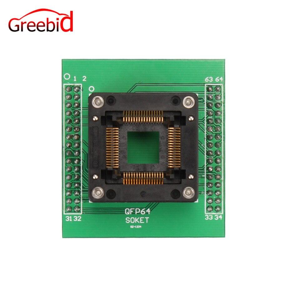 SDP 908AZ 64Q Programmer Socket Adapter