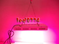 Grow light free shipping New 120W LED Plant Hydroponic Lamp Grow Lights 8:1 Red 660NM&460NM