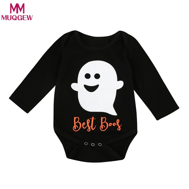 4444b355ef96 2018 Autumn New arrival funny baby clothes Infant Baby Boy Girl ...
