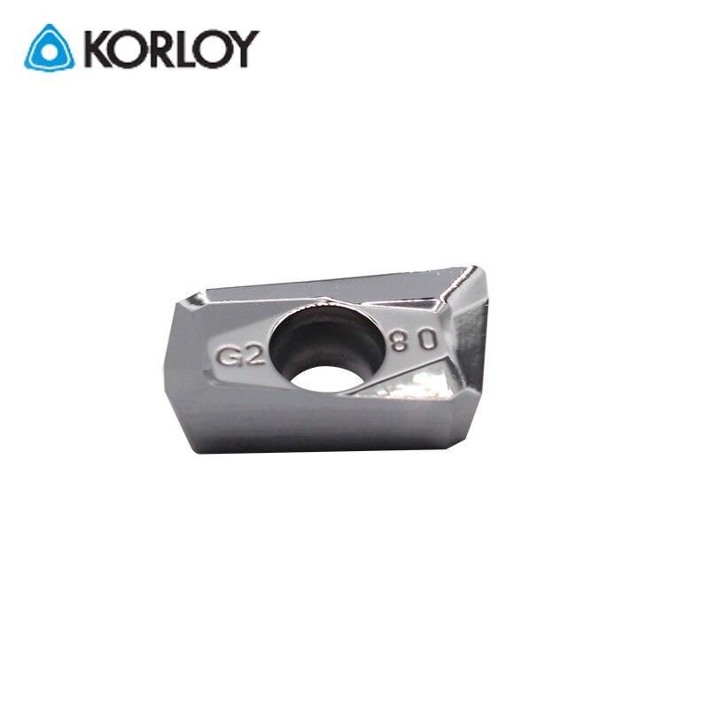 10pcs APKT1604 PDFR MA H01 CNC Carbide Insert Blades For Aluminum