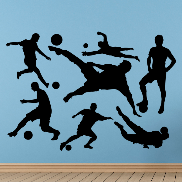 Compare Prices On Football Bedroom Wallpaper- Online Shopping/Buy