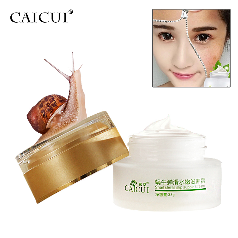 Anti-Wrinkle Snail Cream Best Day Face Cream Anti Aging Wrinkle Removal Smooth Fine Lines Soften Skin Moisturizer for face