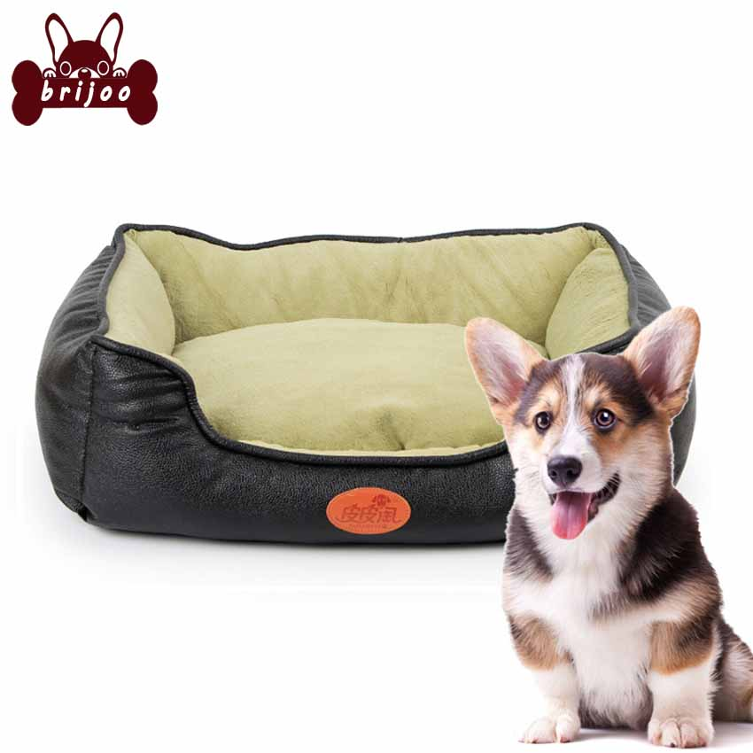 Brjioo Dog House Beds For Large Small Dogs Cats Cushions
