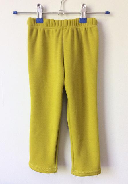 New children's winter plus thick velvet leggings  foreign trade children not inverted cashmere warm pants  boys girls bottoming