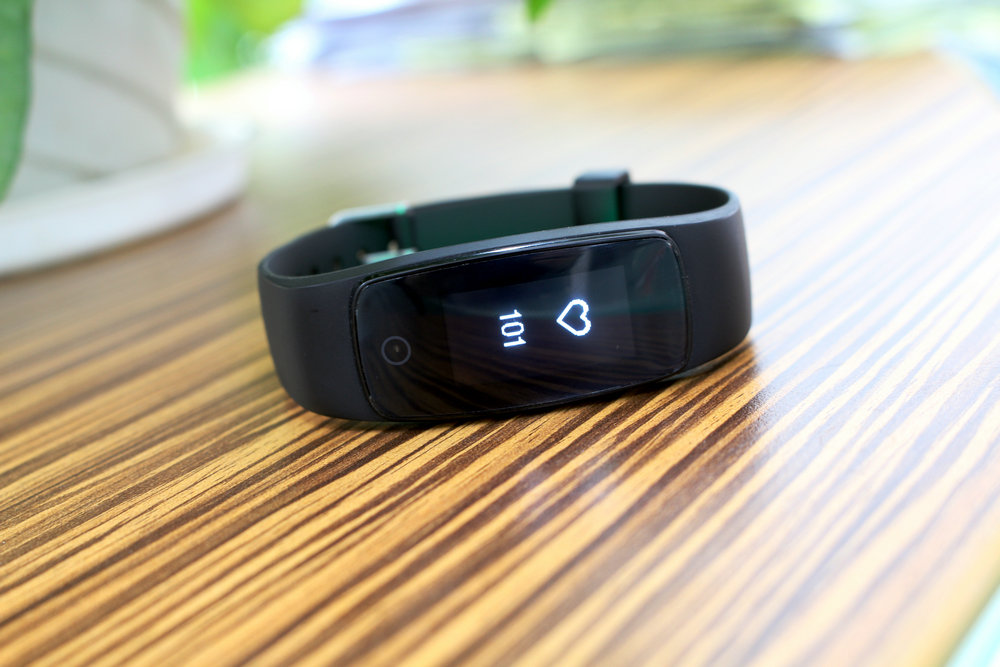 Hold Mi ID107 Plus HR Smart Band Fitness Bluetooth Bracelet Activity Sports Tracker Wristband with Heart Rate Tracker 19