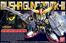 Bandai Gundam SD LEGEND BB MUSHA GUNDAM MK.III Mobile Suit Assemble Model Kits Action Figures Childrens toys