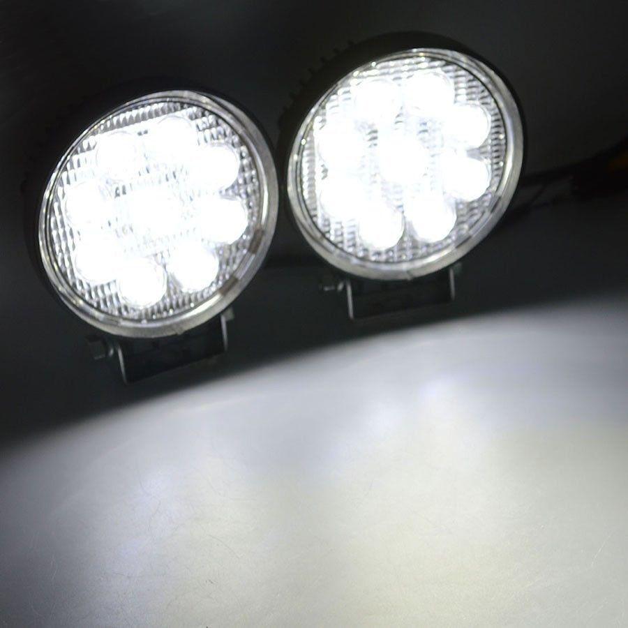 Safego 27 Вт светодиодный рабочий свет - Автомобильные фары - Фотография 3