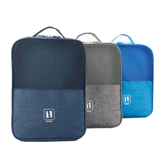 Cestovná taška ORGANIZÉR na topánky 4páry 6farieb Travel Shoes Bag