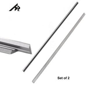 "Image 1 - HZ 2 Pcs 12 ""HSS פלנר סכין להבים 793346 8 לקיטה 2012NB 2012 Thicknesser פלנר 306 x 8x2mm פיפיות"