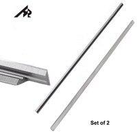 HZ 2Pcs 306 X 8 X 2mm 12 HSS Planer Knife Blades For Makita 2012NB 2012