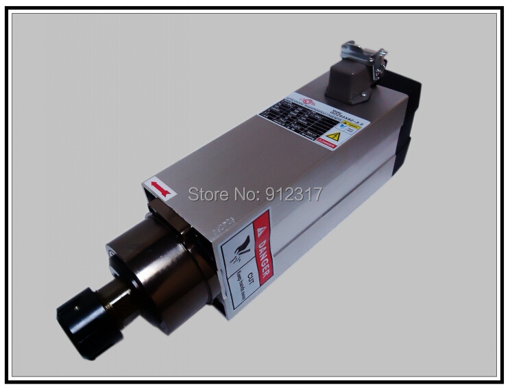 Buy Wood Cnc Air Cooling Spindle