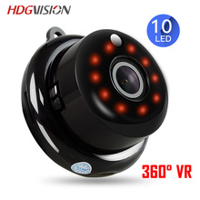 Hdgvision 720P 2.8mm Wireless Mini WIFI Night Vision Smart Home Security IP Camera Onvif Monitor Baby Monitor Surveillance