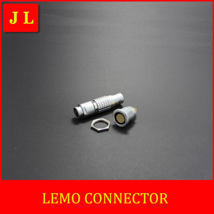 LEMO FGG.2B.319.CLAD , EGG.2B.319.CLL,High quality metal connector, 19 pin connector, instruments and special connector