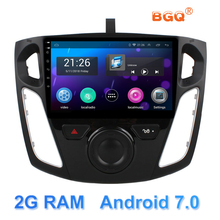 9 Android Car DVD Multimedia Player GPS For Ford Focus 2012 2013 2014 2015 audio car