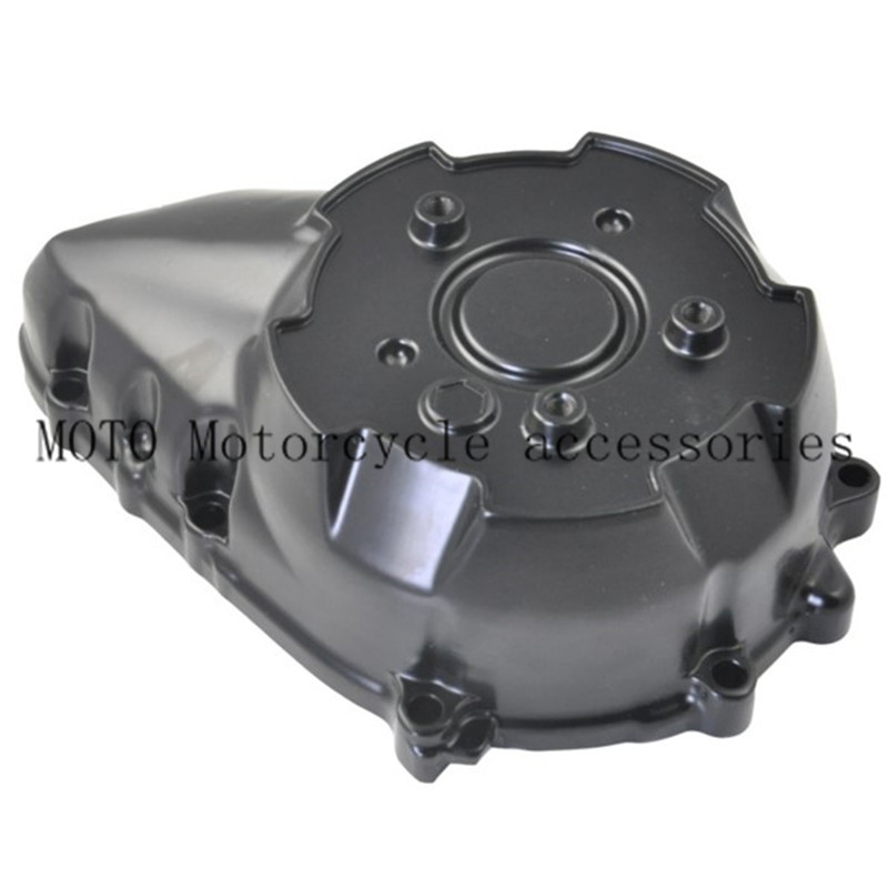 Aluminum Motor Generator Cover Crankcase For Kawasaki Z1000 Z 1000 2007 2008 2009 2010 Motorcycle Stator Engine Crankcase Cover fast shipping 6 5kw 220v 50hz single phase rotor stator gasoline generator diesel generator suit for any chinese brand