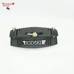 IGOSKI ski snowboard side edge Sidewall Cutter Planer Sport Model With A Round Blade Allowing Different Adjustments