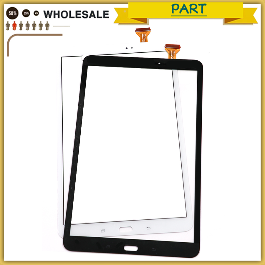 Dependable New Samsung Galaxy Tab A 10.1 Sm-t580 Sm-t585 Touch Screen Digitizer Front Glass Cases, Covers & Skins