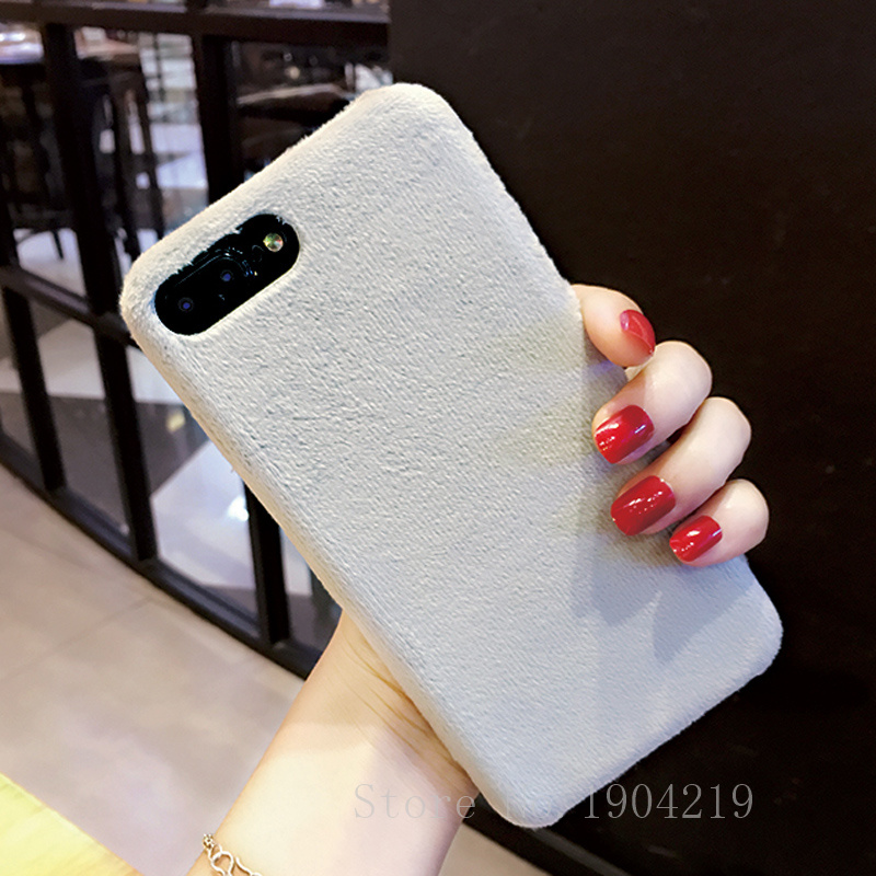 velvet iphone 7 plus case
