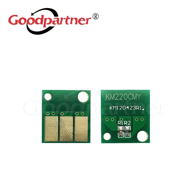 4PC X DR311 Drum Cartridge Chip For Konica Minolta Bizhub C220 C280 C360 C7722 C7728 C7822 DR-311 Drum Unit Imaging Reset IU